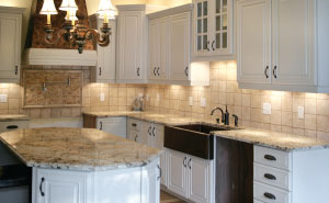 bathroom and kitchen remodelling